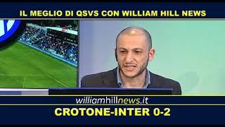 QSVS - I GOL DI CROTONE - INTER 0-2 - TELELOMBARDIA / TOP CALCIO 24