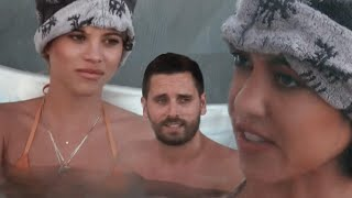 Scott Disick Says Sofia Richie Sometimes Feels She 'Doesn't Fit In' With Kourtney & Kids