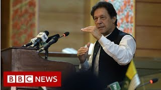 Pakistani PM: India committed strategic blunder - BBC News