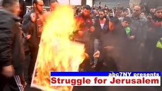 abc7NY presents: Struggle for Jerusalem