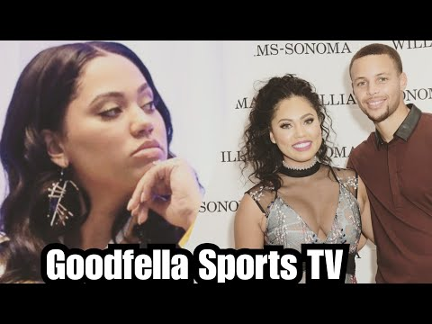 695cea2be548 Ayesha Curry Admits She s Insecure That Women Shoot They Shot at Steph    Men Don