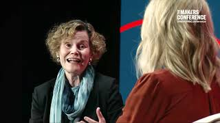Judy Blume and Chelsea Handler | The 2020 MAKERS Conference