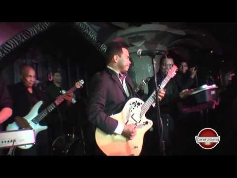 Joe Veras - Popurri Bachata Live