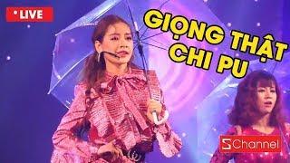 GIỌNG THẬT Chi Pu: TỪ HÔM NAY (Feel Like Ooh) | Chi Pu hát Live