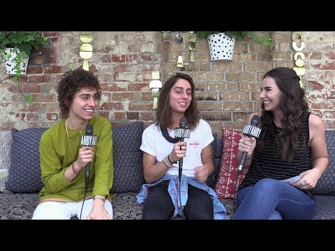 Interview with Greta Van Fleet