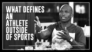 What Defines an Athlete Outside of Sports? | I AM ATHLETE with Brandon Marshall, Chad Johnson & More