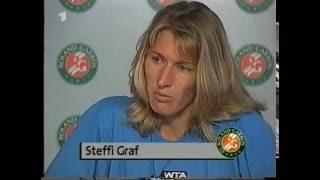 1999 French Open 4th Round Steffi Graf vs Anna Kournikova