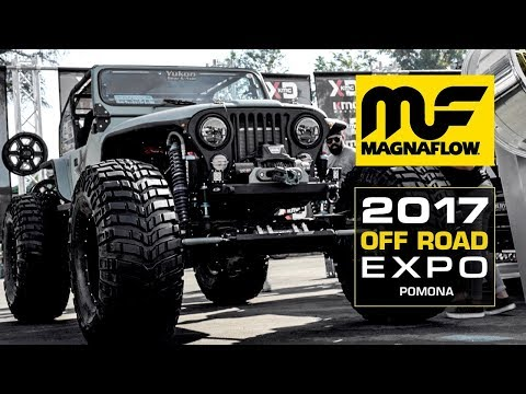 2017 Off Road Expo with MagnaFlow