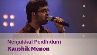 Nenjukkul Peidhidum - Kaushik Menon - Music Mojo Season 2 - KappaTV