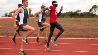 Kenya Form Running