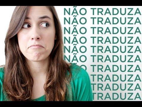 Baixar Cintia disse - Dicas de Inglês: Não traduza as coisas