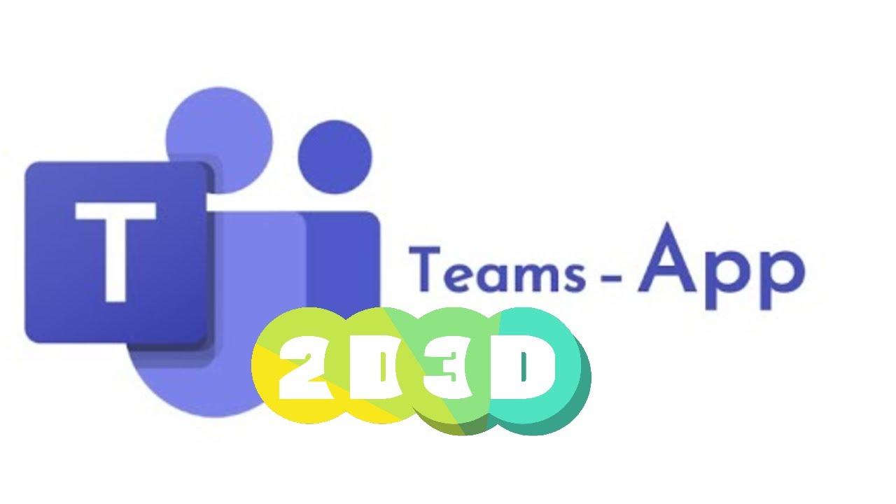 Microsoft Teams - download de App