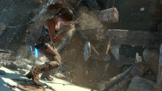 Rise of the Tomb Raider - Woman vs. Wild - 3. epizód: Halálos sírhelyek