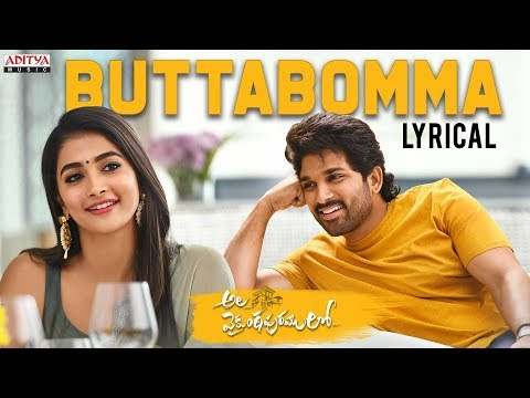 -AlaVaikunthapurramuloo---ButtaBomma-Lyrical