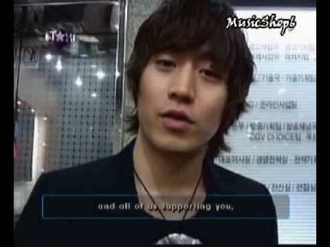 [English subs] eric message to Hyesung