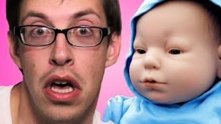 The Try Guys Raise Robot Babies • Motherhood: Part 3