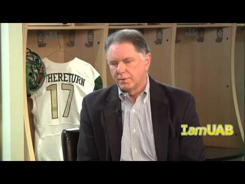 IamUAB - Tommy Bringham interview