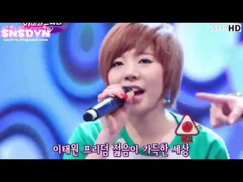 [vietsub] 1000songs Sunny,Jessica,Sooyoung SNSD