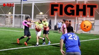 FIGHT BREAKS OUT IN SOCCER MATCH❗️MUST WATCH❗️