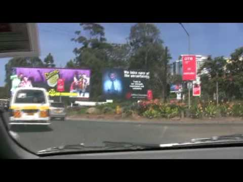 Amsha Africa Foundation Tour of  parts of Nairobi City