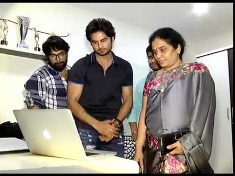 Sudheer Babu Launch Song