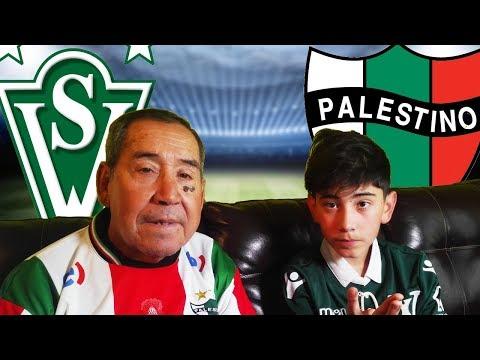 Santiago Wanderers vs Palestino