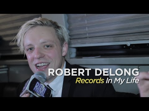 Robert Delong - Records In My Life (2018 interview)