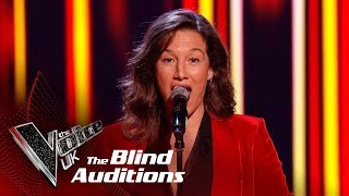 Marina Simioni's 'Show Me Love' | Blind Auditions | The Voice UK 2019