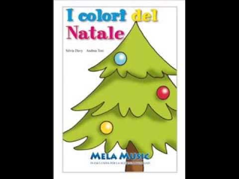 I colori del Natale - Canzoni per bambini di Mela Music