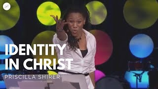 Going Beyond Ministries with Priscilla Shirer - Identity in Christ