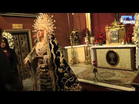Besamanos de la Virgen de la Guía