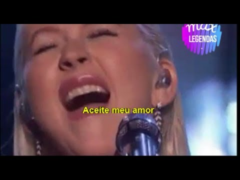 Christina Aguilera - Tributo Whitney Houston (Legendado) (AMAs 2017)