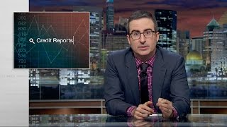 Credit Reports: Last Week Tonight with John Oliver (HBO)