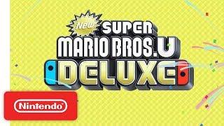 New Super Mario Bros. U Deluxe - Pt. 1: 2-Games-in-1 - Nintendo Switch