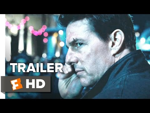 Jack Reacher: Never Go Back Official Trailer #1 (2016)