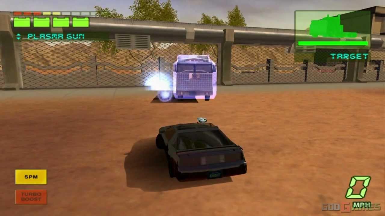 Knight Rider 2 Game Online