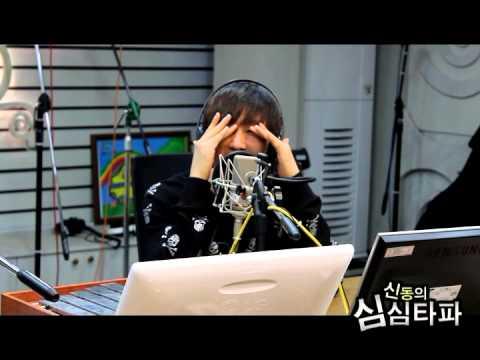 20121105 신동의 심심타파 / 슈퍼주니어(Super Junior) 은혁 - 7년간의 사랑(Live)