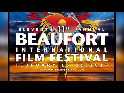 screenshot of youtube video titled The 11th Annual Beaufort International Film Festival (small thumbnail)