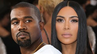 Kim Kardashian Is Concerned About Kanye West's Stability Amid Divorce (Source)