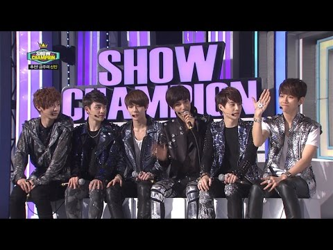 (ShowChampion EP.10) HOT DEBUT! Talk about EXO-K