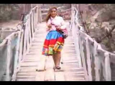 hay mi cholita
