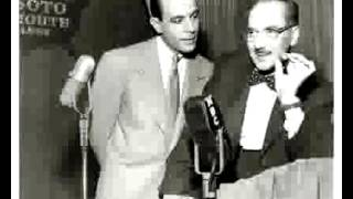 You Bet Your Life radio show 7/2/56 Pancho Gonzalez