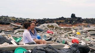 Plastic in paradise: the battle for the Galápagos Islands' future