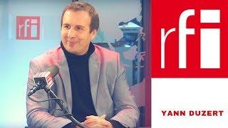 Mix Palestras | Entrevista com Yann Duzert