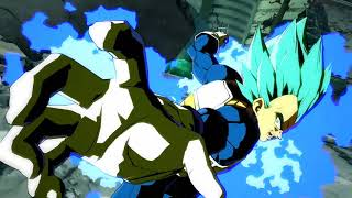 Dragon Ball FighterZ - Trailer di SSGSS Vegeta