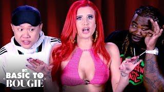 Basic to BLOOPERS ft. Justina Valentine 😹 | Basic to Bougie Season 2 | MTV