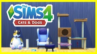 IS IT WORTH IT? The Sims 4 Cats and Dogs Build and Buy Review