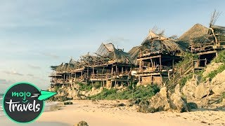 Top 10 Craziest and Coolest Hotels in the World