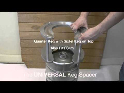 Universal Keg Spacer Video