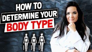 How to Determine Your Body Type |  Cómo determinar tu tipo de cuerpo